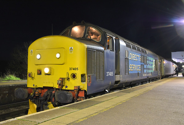 Anglia Class 37s. 19/12/18 - 22/12/18.
