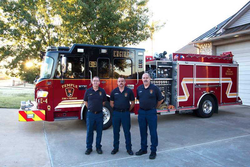 Temple Engine 4 - A Crew
