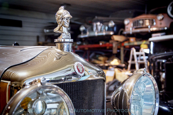 1929 Minerva AK Town Car by Hibbard & Darrin