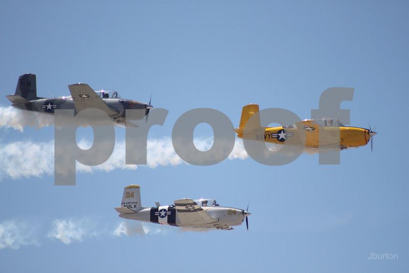 March Air show
