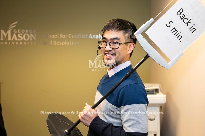 Ryan Mu-Chiao Chiu, Scar.  Photo by:  Ron Aira/Creative Services/George Mason University