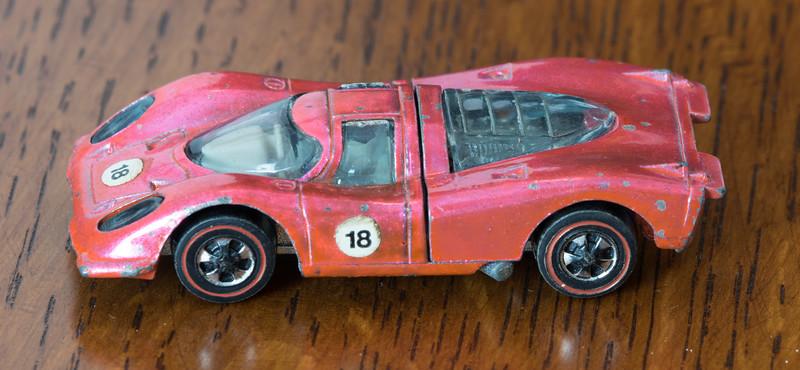 Hot wheels Porche 917