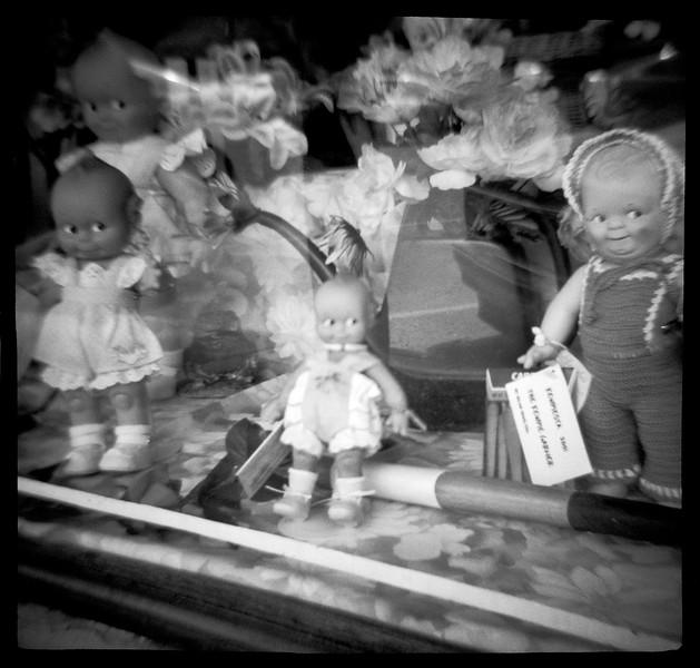 Kewpie Dolls BW