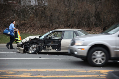 Fairview Route 9 Auto Accident - March 31, 2011