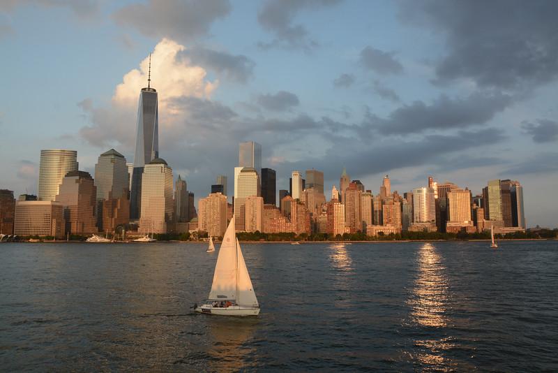 September Sail I