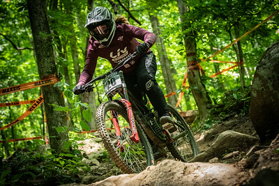 2020 Downhill Southeast - Windrock Day 2
