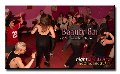 29 september 2014 beauty bar