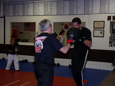 Jan 2005 Fight Club Class