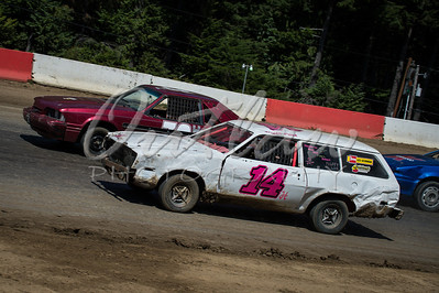 Labor Day Weekend - Dirt Oval - Sep 2, 2012