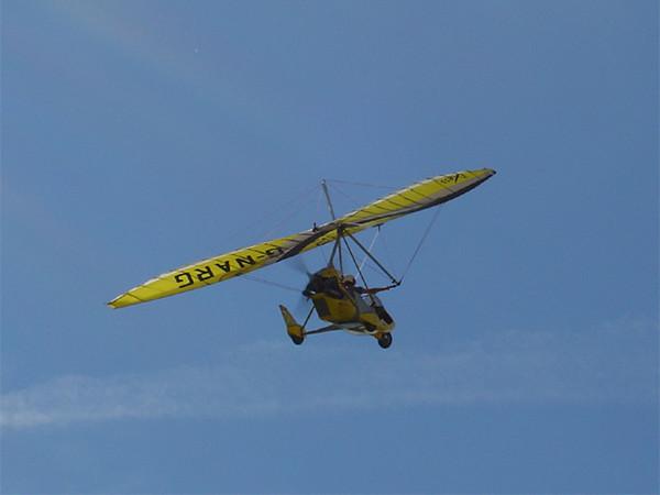 Tanarg in the skies