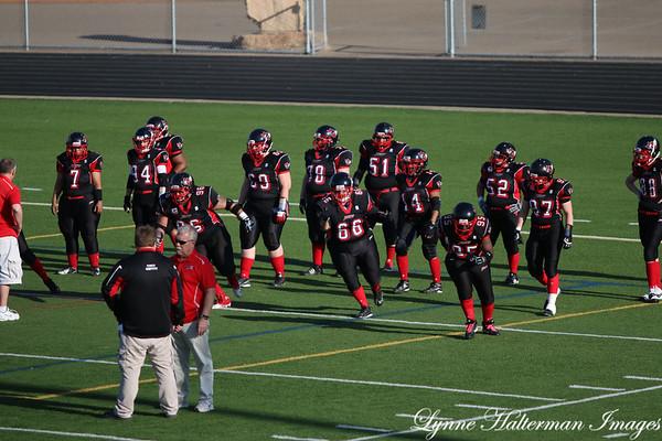 2014 052414 Minnesota Vixen Football