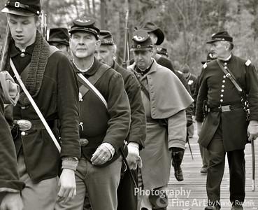 Civil War Re-enactors 10-2012