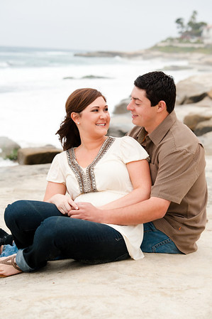 Tyler and Stephanie Engagement Session