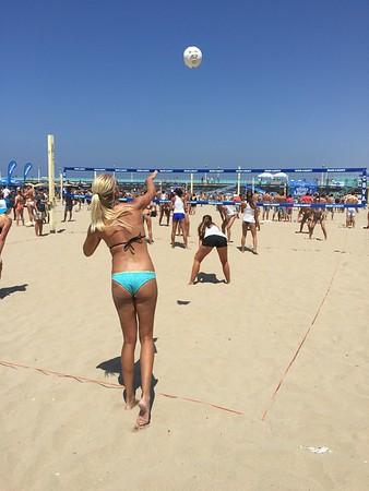 2016 Charlie Saikley 6-Man Volleyball