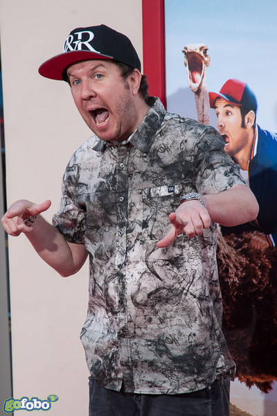 HOLLYWOOD, CA - MAY 21: Actor Nick Swardson arrives at the Los Angeles premiere of 'Blended' at TCL Chinese Theatre on Wednesday May 21, 2014 in Hollywood, California. (Photo by Tom Sorensen/Moovieboy Pictures)