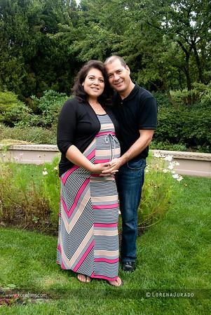 Navarro-Sandoval Family