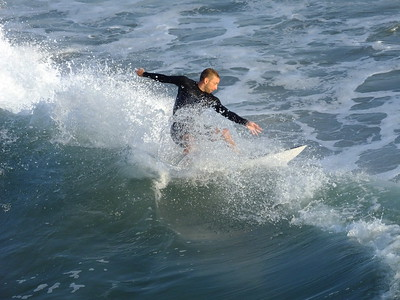 8/14/21 * DAILY SURFING PHOTOS * H.B.  PIER