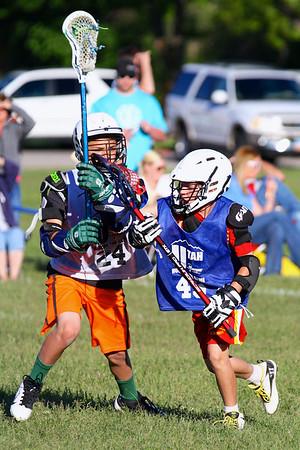 ULA Youth Boys - Thunder Boys Dll - Judge Thunder vs Copper Hills Green 5-21-2013