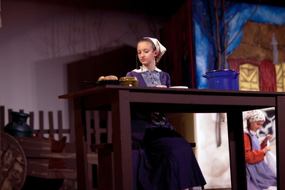 Fiddler on the Roof - Somers Midde School 2012