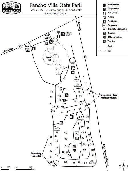 Pancho Villa State Park