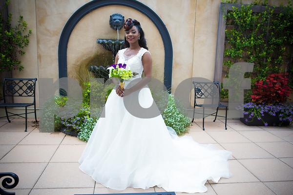 Ashley Johnson's Bridal Shoot