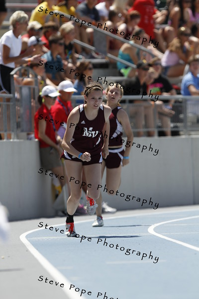2012 Track 3A 4x100