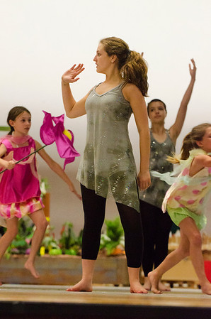Coup'e Theatre Studio Dance Festival  2011 Rehearsal photos