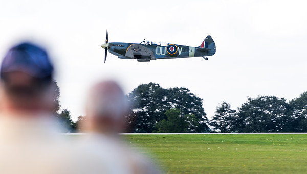 Sywell Classic - Piston and Props