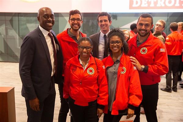 Graduation 2019 - City Year Detroit
