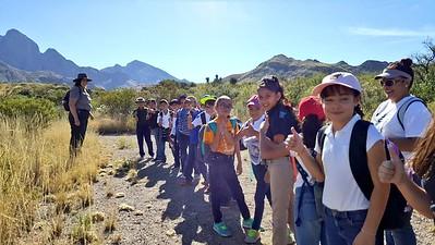 Horizon Heights National Park Visit
