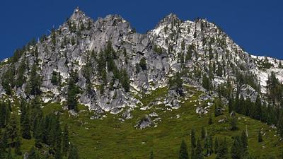 July 2017 Trinity Alps
