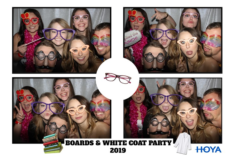 Boards & White Coat Party
