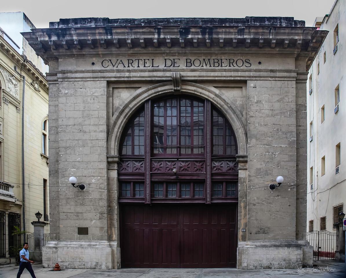 Cuartel de Bomberos - Havana