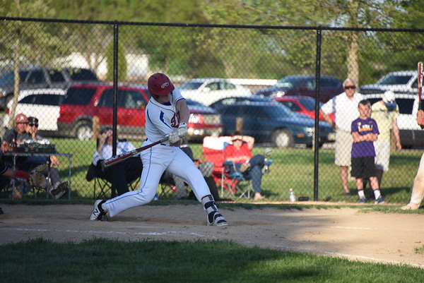 Varsity Baseball vs Ralston - Districts