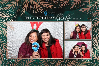 Core MedStaff Holiday Party 2019