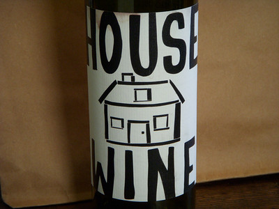 wine labels I have known and loved