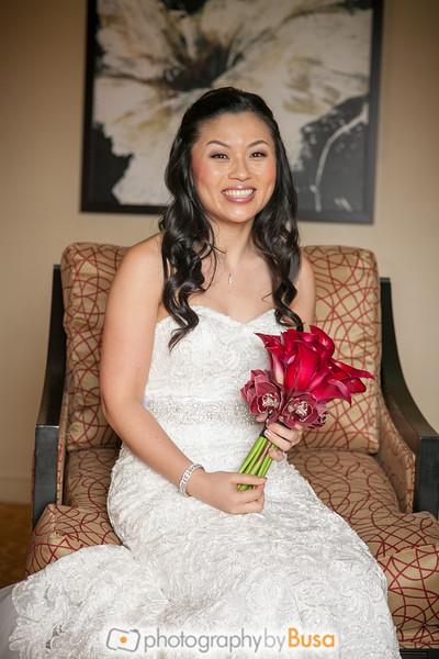 Colleen, Family, & Bridesmaids
