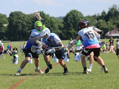 Game #2 vs Penna Lacrosse Club