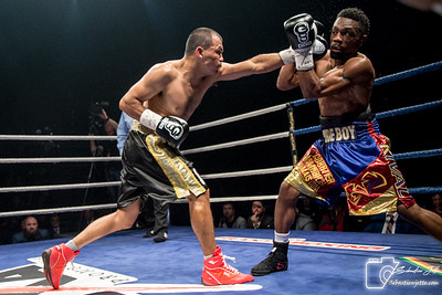 Roody Pierre Paul vs Jesus Laguna Tohu 24-03-18