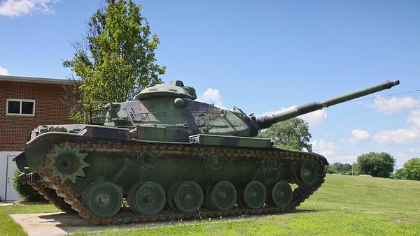 AL Post #226 - Elsberry, MO - M60A3