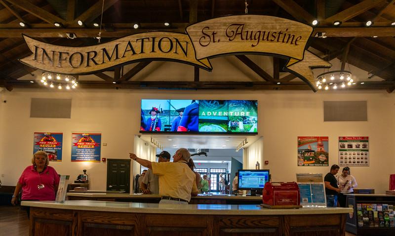 St. Augustine Visitor Information Center