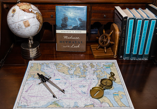 Epic Voyage of Captain George Vancouver