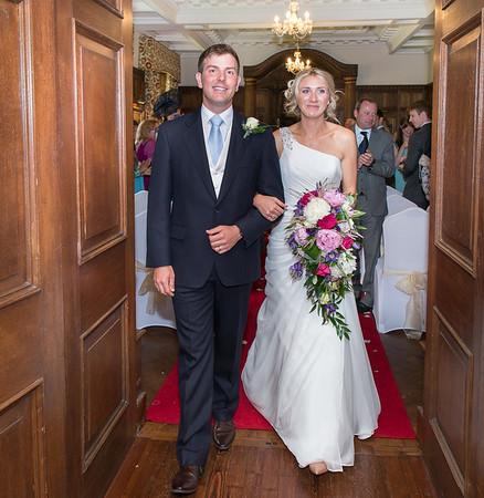 Clare and Fletcher Wedding