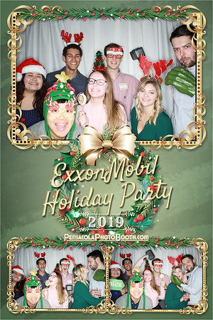 Exxon Mobil Holiday Party 12-7-2019