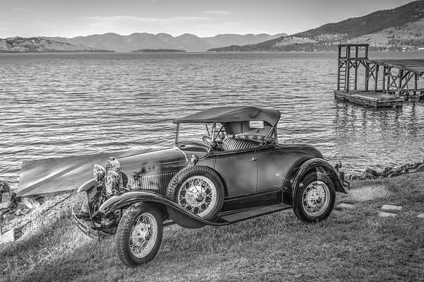 Morgan 1930 Model A