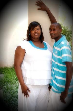 Shenona & Fredrick