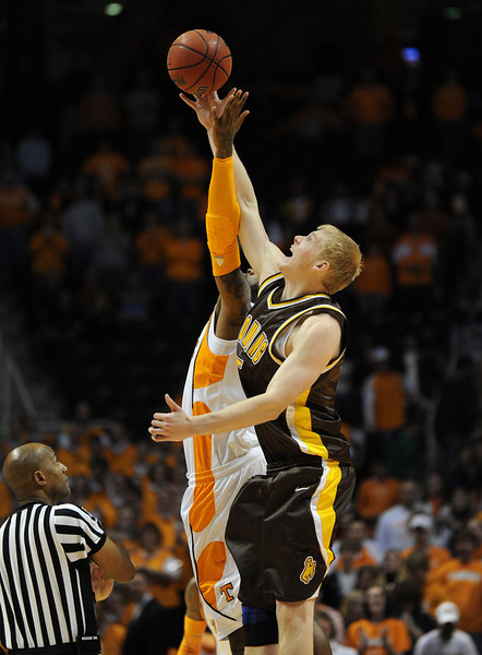 UT Vols Men BB vs Wyoming '09