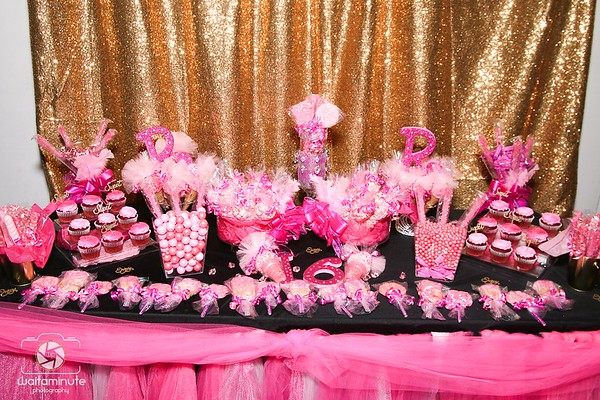 Sixteen Shades Of Pink!!  Rileyah's Sweet Sixteen