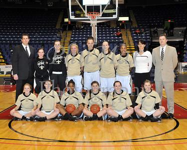 Berks Catholic Girls Semi-Finals 2012 - 2013