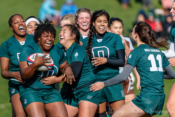 Brown vs Dartmouth Women's Rugby